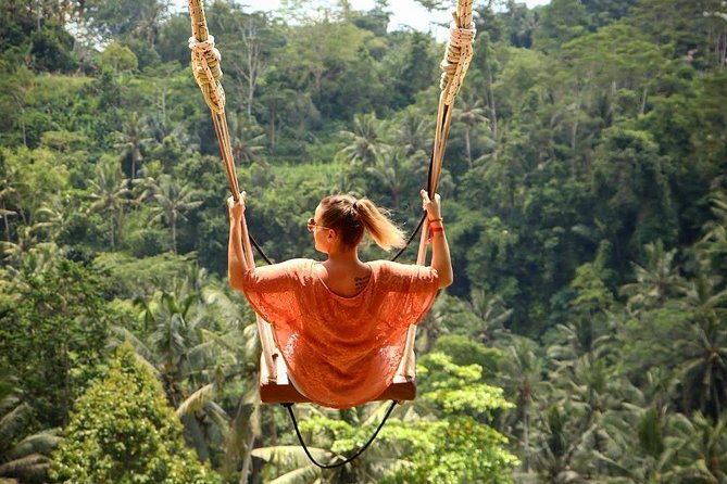Jungle Swing with Ubud Day Trip