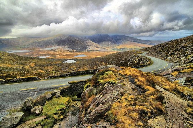 Ring of Kerry Day Tour from Limerick: Including Killarney National Park