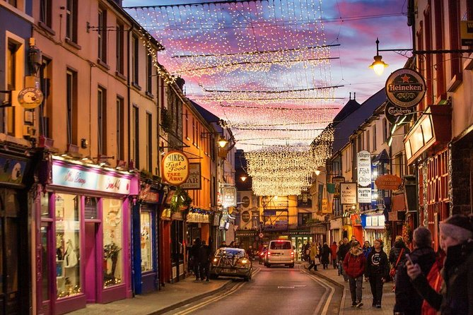 Christmas in Ireland - 4 Day Tour