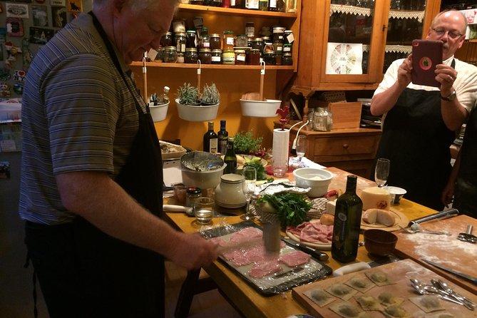 Private Cooking Class: Italian-Style Meatballs and Tiramisu