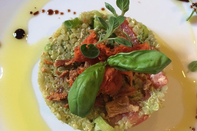 Private Vegetarian Cooking Class in Florence