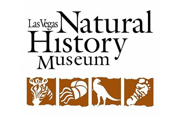 Las Vegas Natural History Museum Admission Ticket