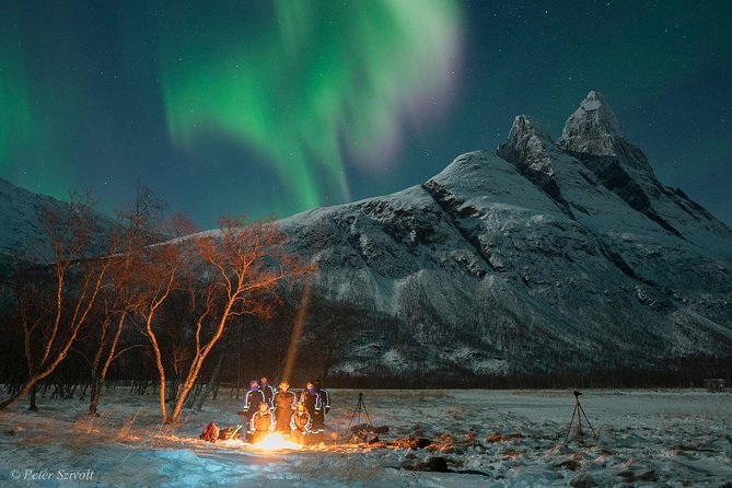 Full-Day Northern Lights Trip from Tromsø