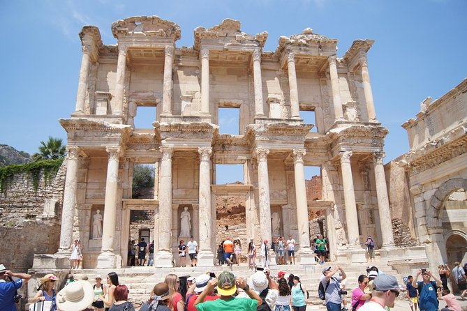 Half Day tour Ephesus and Virgin Mary's House