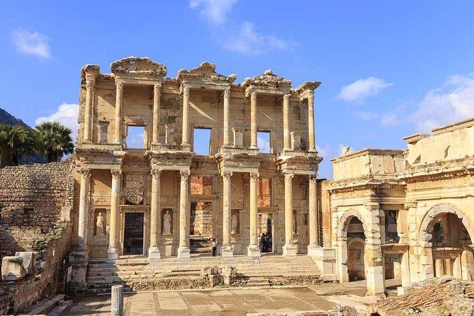3 Days Ephesus Tour from Istanbul (Option 1)