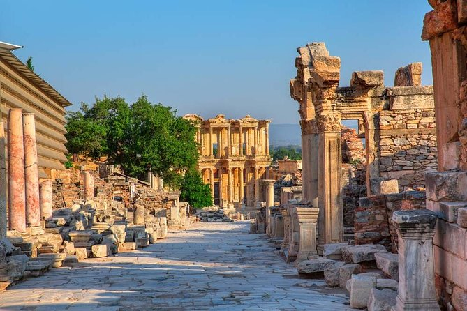 Ephesus Tour from Kusadasi Cruise Port ,Lunch,Entrance Fees are INCLUDED