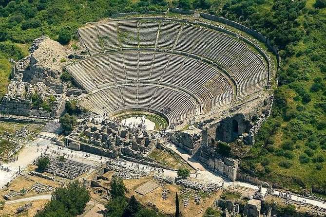 Small Group Private Highlights of Ephesus Tour