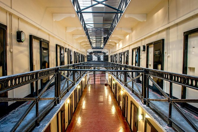 Self-Guided Tour of Crumlin Road Gaol in Belfast