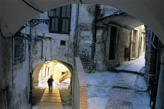 Sanremo Walking Tour Including Dinner