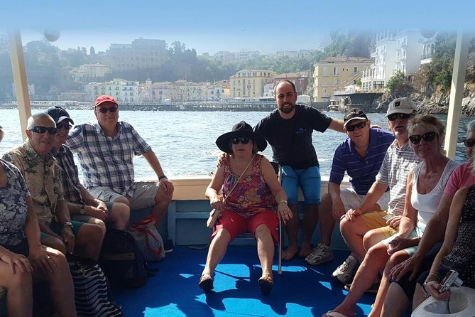 Fishing in the Bay of Sorrento and Capri