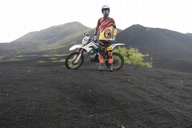 Treal Bike batur volcano