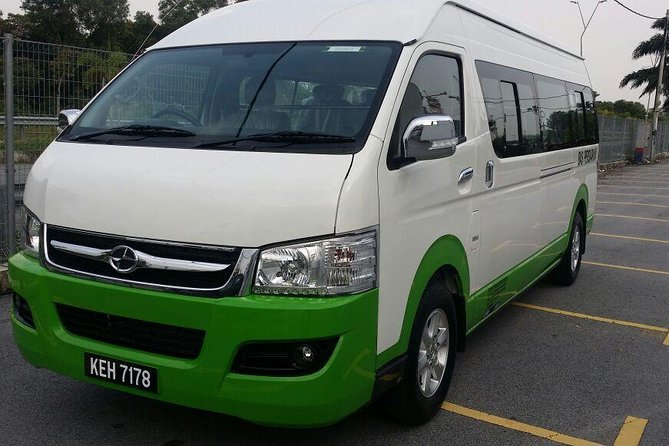 Johor Bahru to Cameron Highland Hotels (Door to Door) Private Transfer