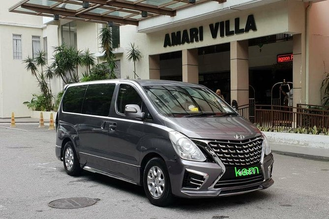 Johor Hotels to Malacca Hotels (Door to Door) Transfer