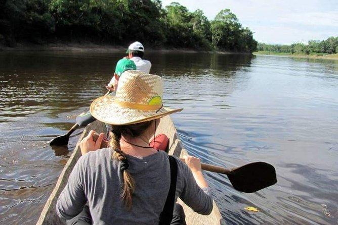 3-daagse Wildlife Tour in het Pacaya Samiria Amazon Reserve vanuit Iquitos, Peru
