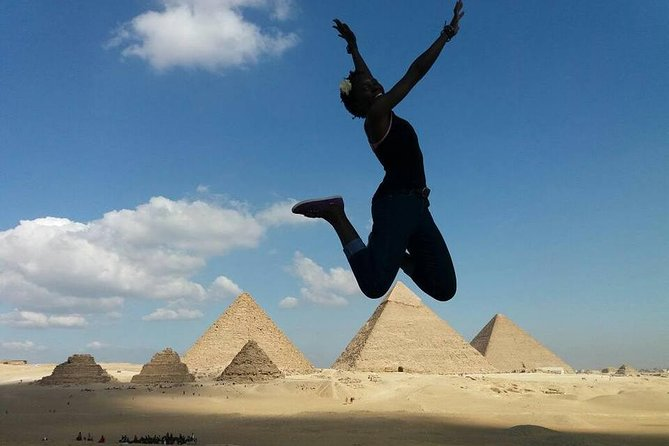 Half Day Tour to the Pyramids & Sphinx