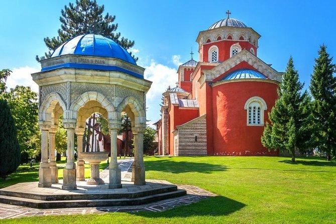 Van Belgrado: Zica en Studenica Tour
