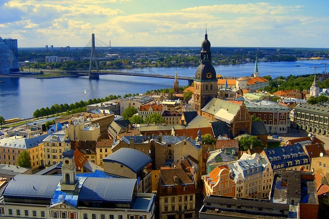 Old Town Walking Tour of Riga