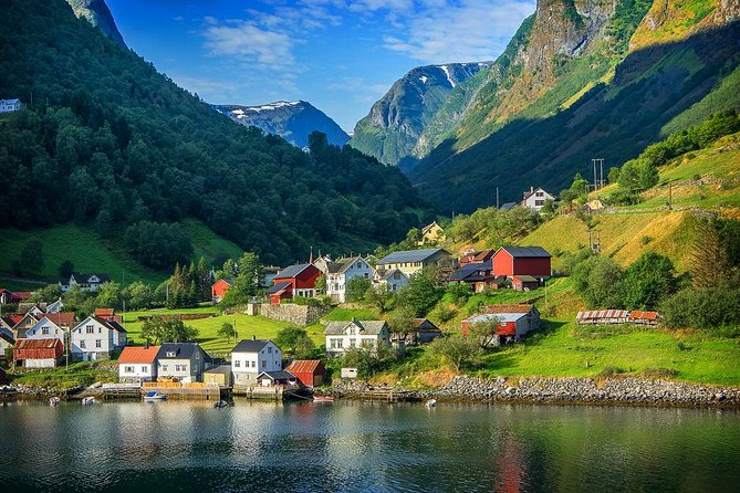 Full Day Guided Roundtrip From Bergen To Sognefjord With Flam Railway