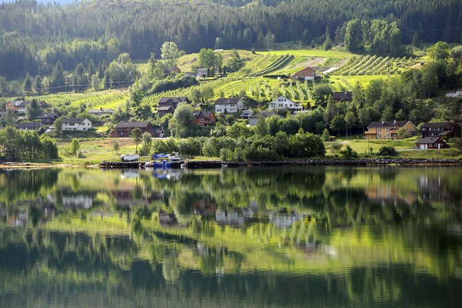 Self-Guided Full-Day Round-Trip To Hardangerfjord From Bergen