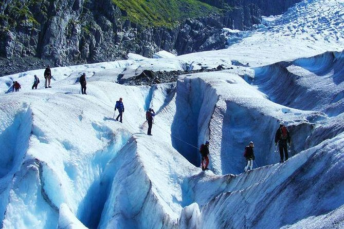 Private Full-Day Trip to Folgefonna Glacier with Blue Ice Hike from Bergen