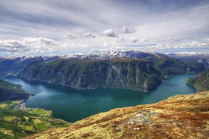 Tour Privado Oslo a Bergen via Flam e Sognefjord com guia