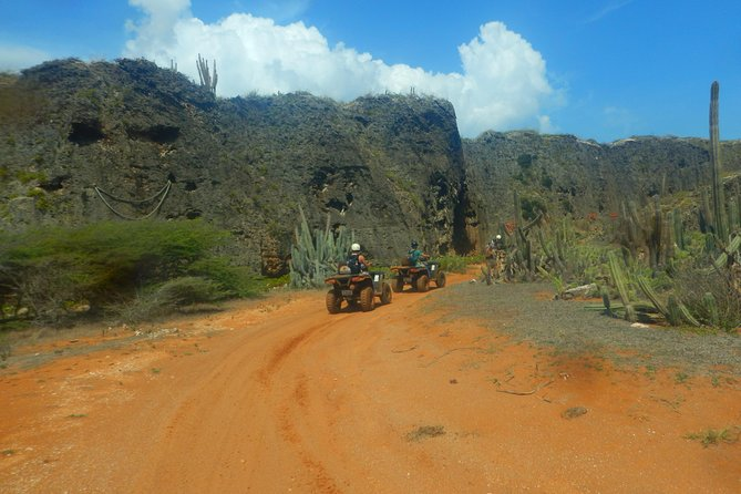 Curacao Half Day or Full Day ATV Adventure Tour