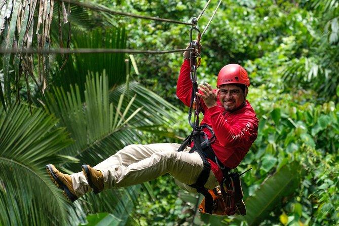 Zipline Adventure at Bocawina Rainforest