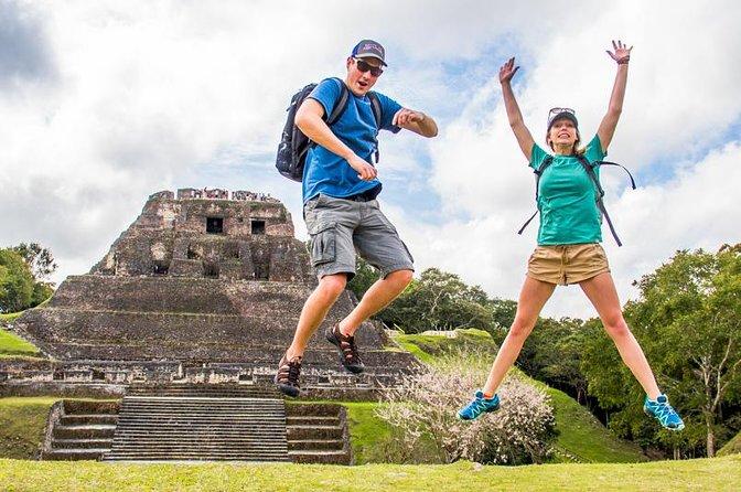 Private Tour Of Xunantunich Mayan Ruin and Cave Tubing from San Ignacio