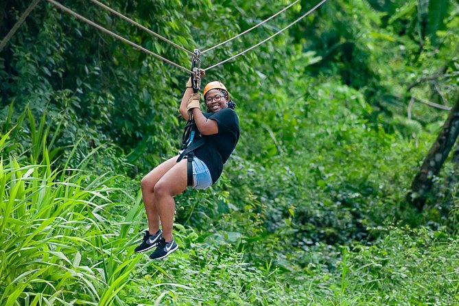 Xunantunich Cave Tubing and Zipline Adventure from San Ignacio