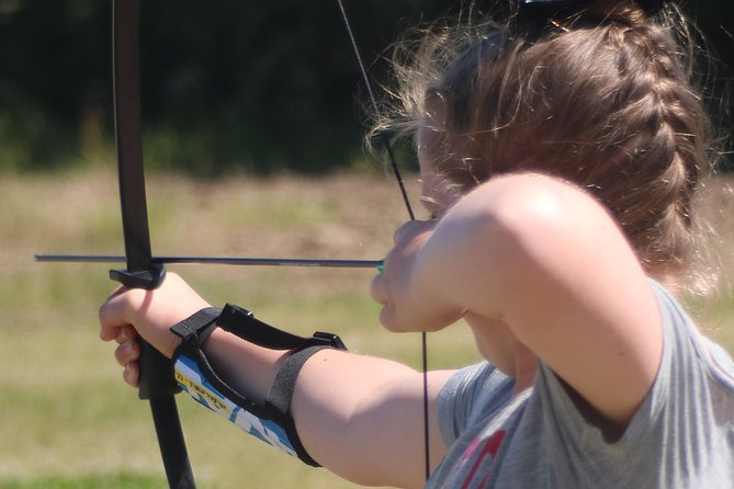 Archery lessons guaranteed to get you hitting the Bullseye
