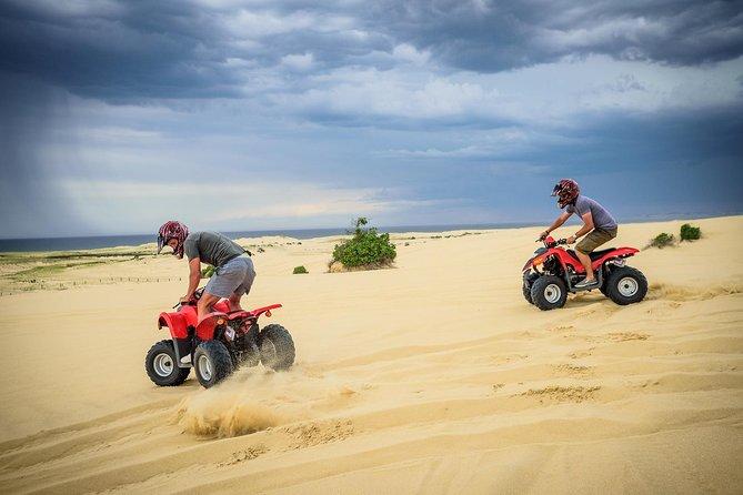Quad Bike Combo Tour met Sand Dune Riding en Safari Tour