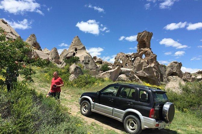 Private Cappadocia Jeep Safari