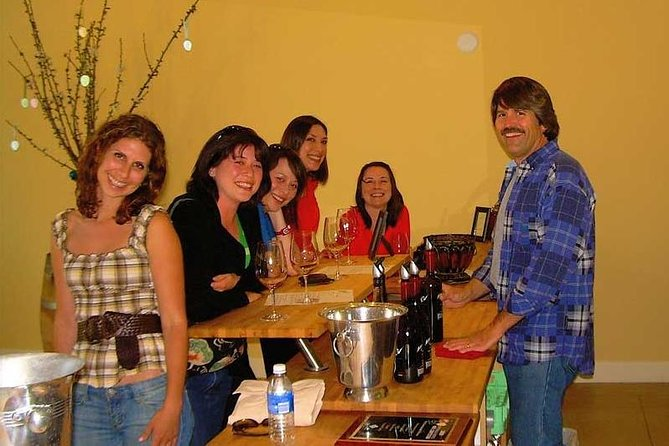Semi-Private Hop-On Hop-Off Wine Tasting Tour from Paso Robles