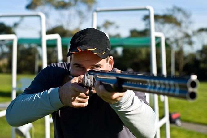 Clay Target Shooting - Private group experience Melbourne