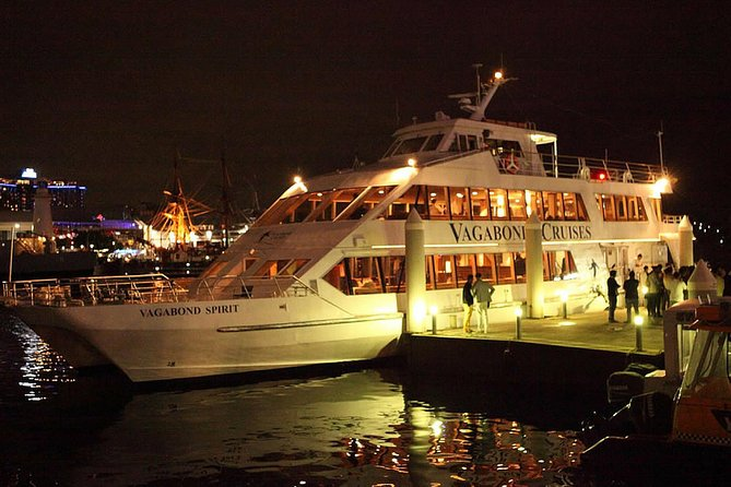 Retro Dinner Cruise on Sydney Harbour
