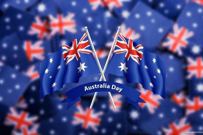 Sydney Harbour Australia Day Mittagessen und Ferrython Cruise