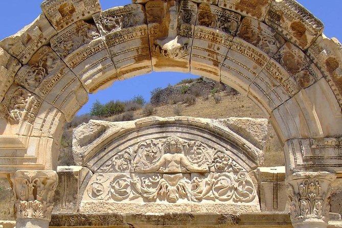 Archaeological Ephesus Tour from Kusadasi Port