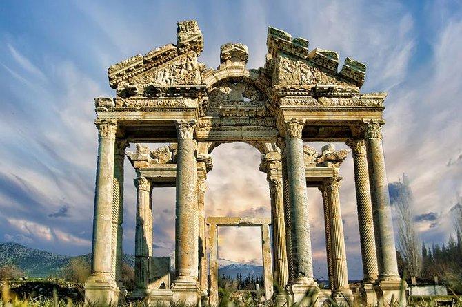 2-Day Ephesus and Pamukkale Tour from Kusadasi or Izmir