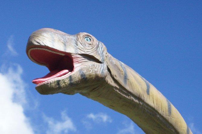 Dino Park and Blue River Adventure in Rincon de la Vieja