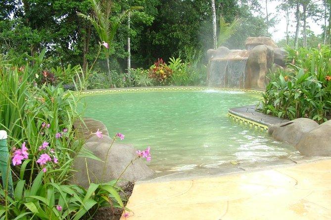 Blue River Hot Springs Adventure in Rincon de la Vieja from Dreams Las Mareas