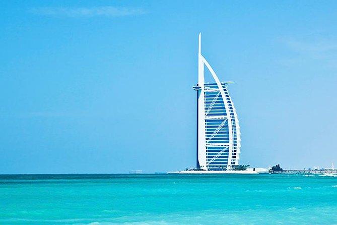 Afternoon Tea in Burj Al Arab and a Visit to the Burj Khalifa on this Modern Dubai Tour