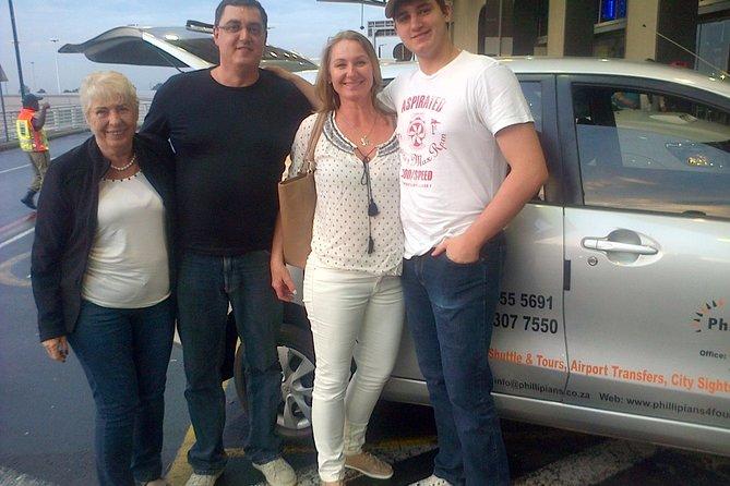 Excursão diurna guiada por Soweto e Joanesburgo
