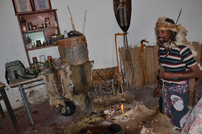 Zulu Oracle & Herbalist Experience Private Day Tour