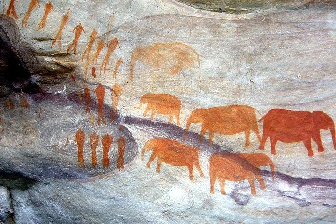 San Cave Paintings Kamberg