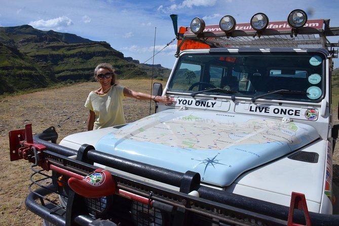 Zulu Safaris Land Rover