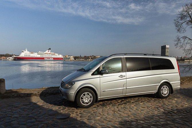 Private Minivan Transfer: Riga to Tallinn