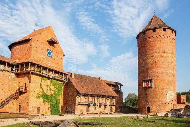 Mini Baltic Tour: Riga - Sigulda - Parnu - Tallinn - Riga
