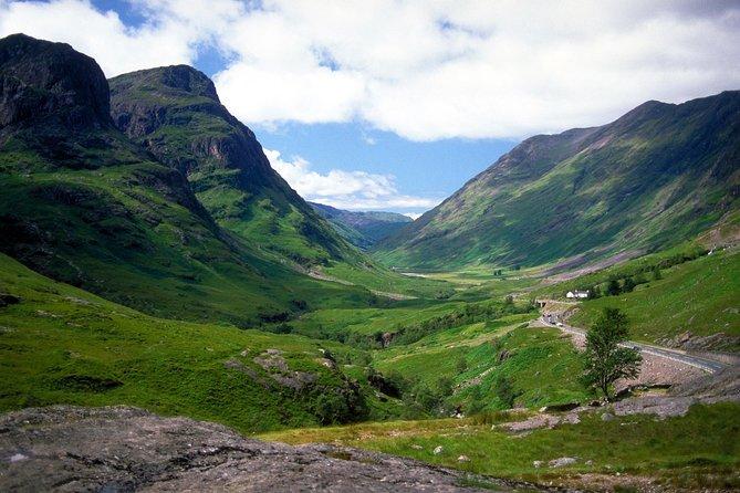 Excursão diurna para pequenos grupos ao Lago Ness e às Terras Altas saindo de Edimburgo