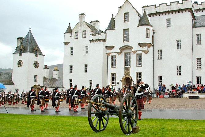 Best of Scotland in a Day Small Group Tour from Edinburgh