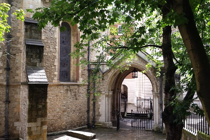 Hidden London Walking Tour